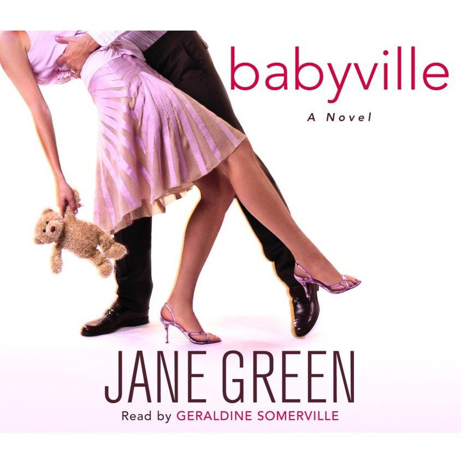Printable Babyville: A Novel Audiobook Cover Art