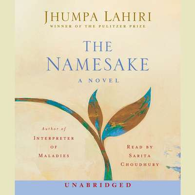 The Namesake Audiobook, by Jhumpa Lahiri