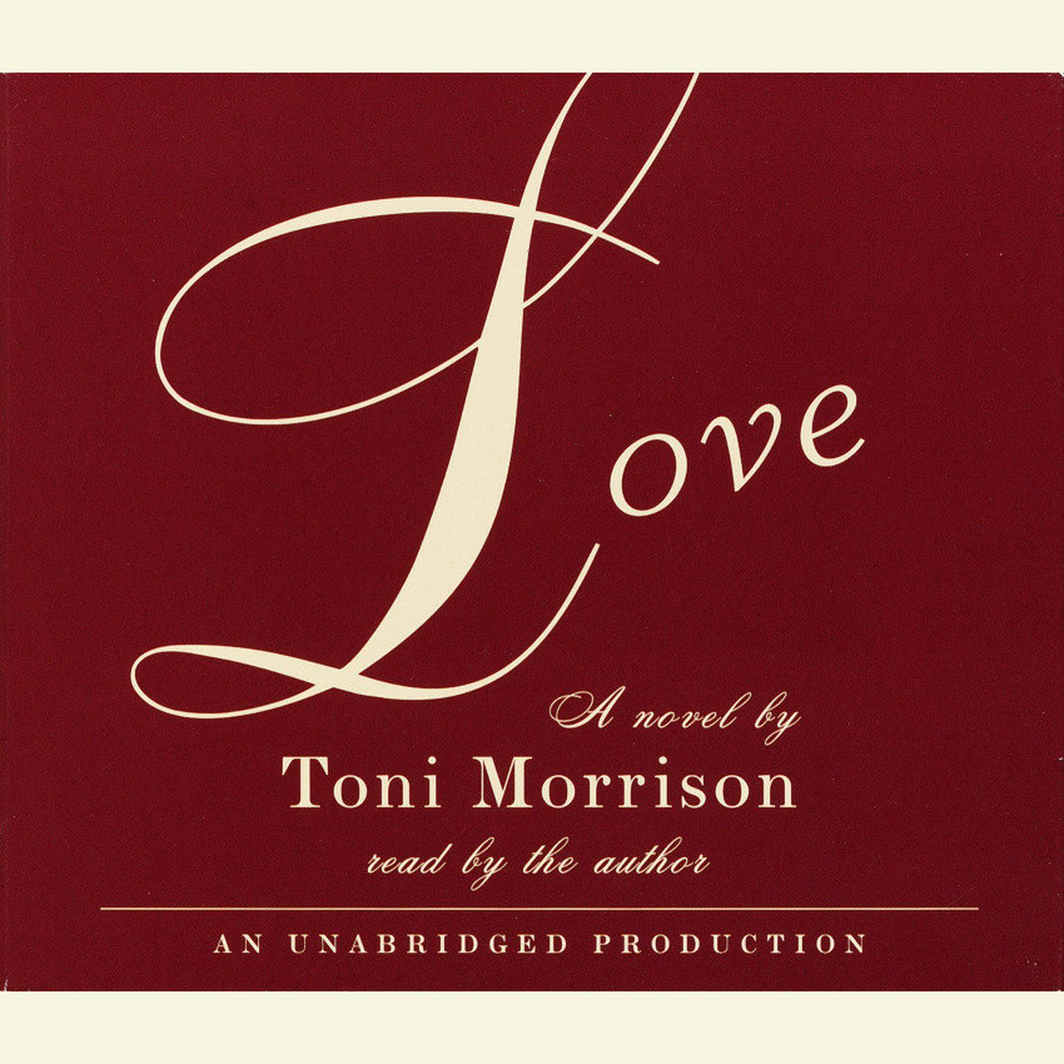 Printable Love Audiobook Cover Art