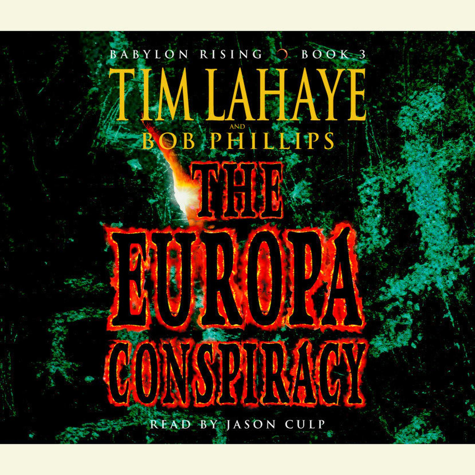 Printable Babylon Rising Book 3: The Europa Conspiracy Audiobook Cover Art