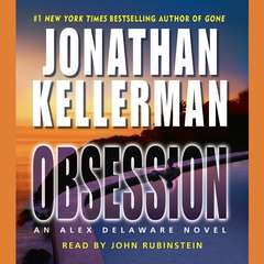 Obsession: An Alex Delaware Novel Audiobook, by Jonathan Kellerman