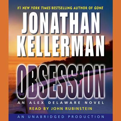 Obsession: An Alex Delaware Novel Audiobook, by