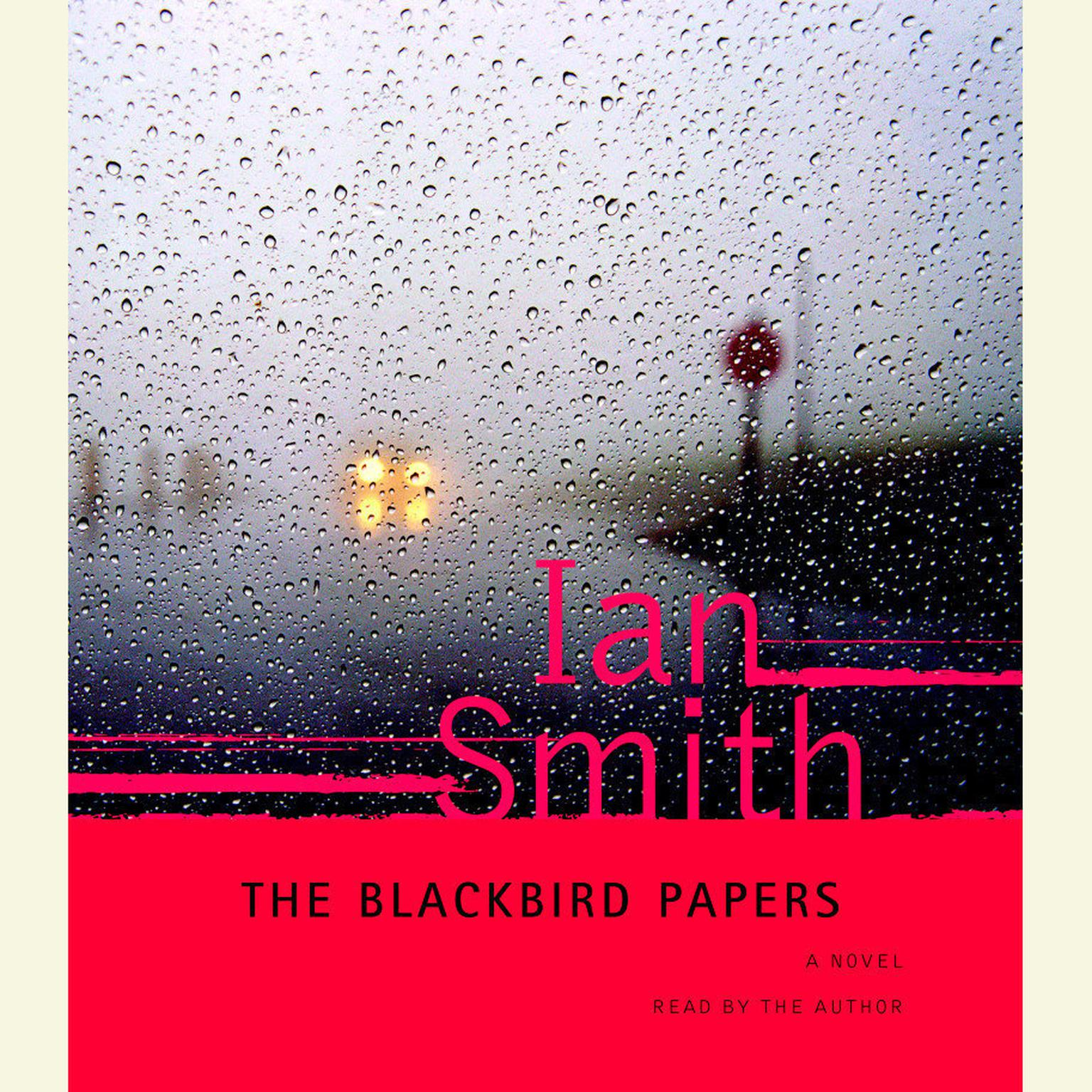 Printable The Blackbird Papers: A Novel Audiobook Cover Art