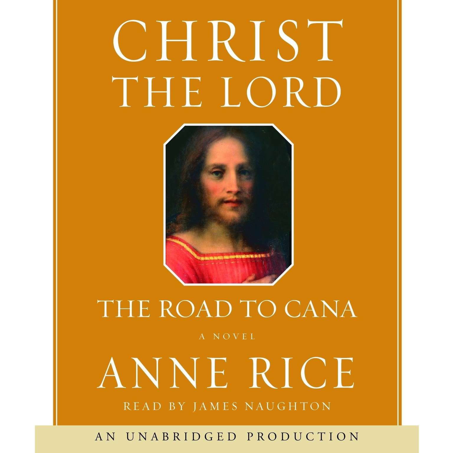 Printable Christ the Lord: The Road to Cana: The Road to Cana Audiobook Cover Art