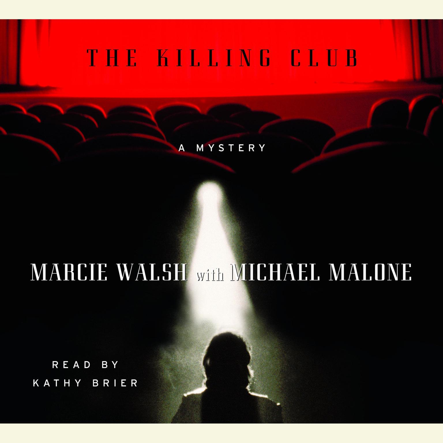 Printable The Killing Club Audiobook Cover Art
