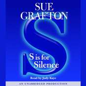 S Is For Silence: A Kinsey Millhone Mystery, by Sue Grafton