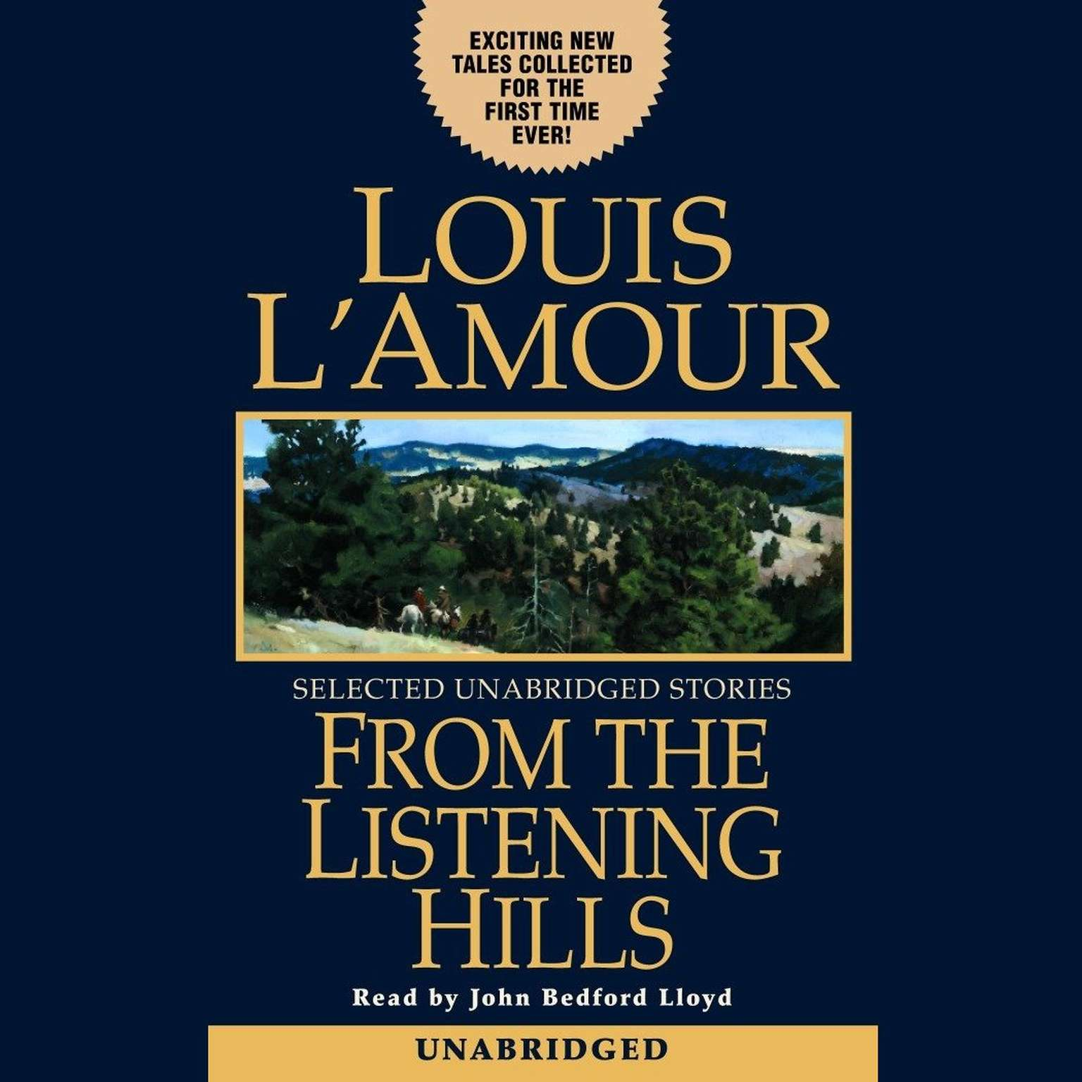 Printable From the Listening Hills Audiobook Cover Art
