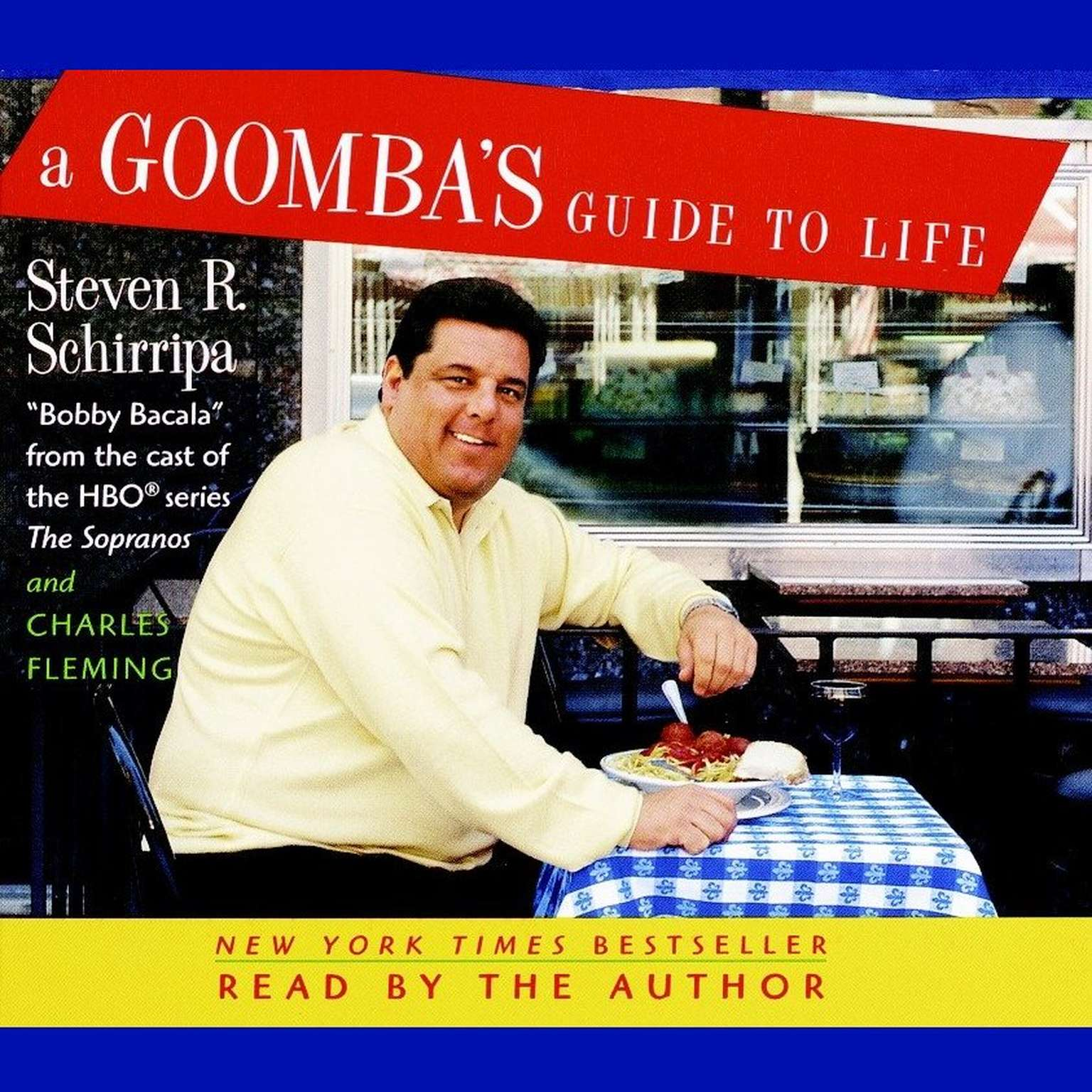 Printable A Goomba's Guide to Life Audiobook Cover Art