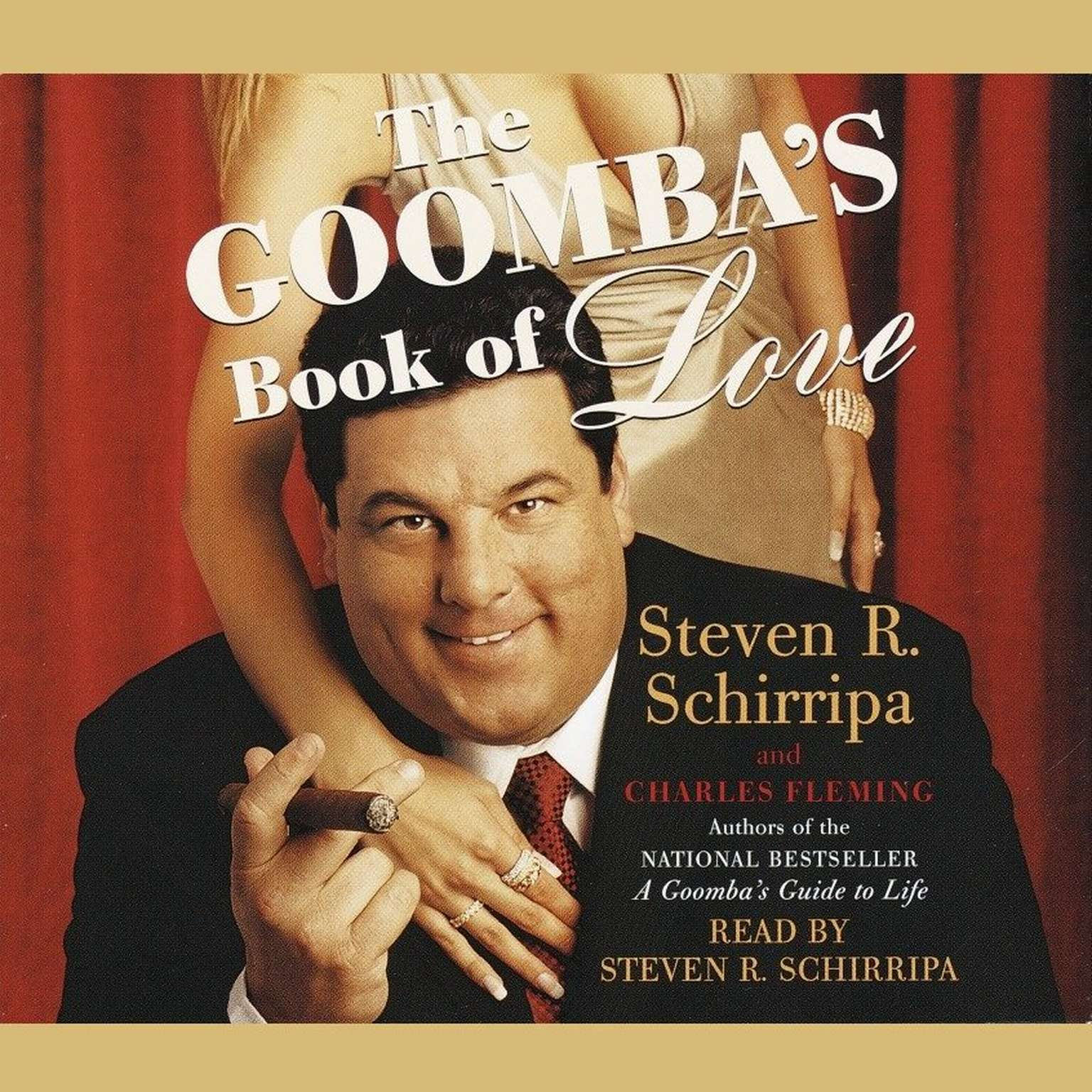 Printable The Goomba's Book of Love Audiobook Cover Art