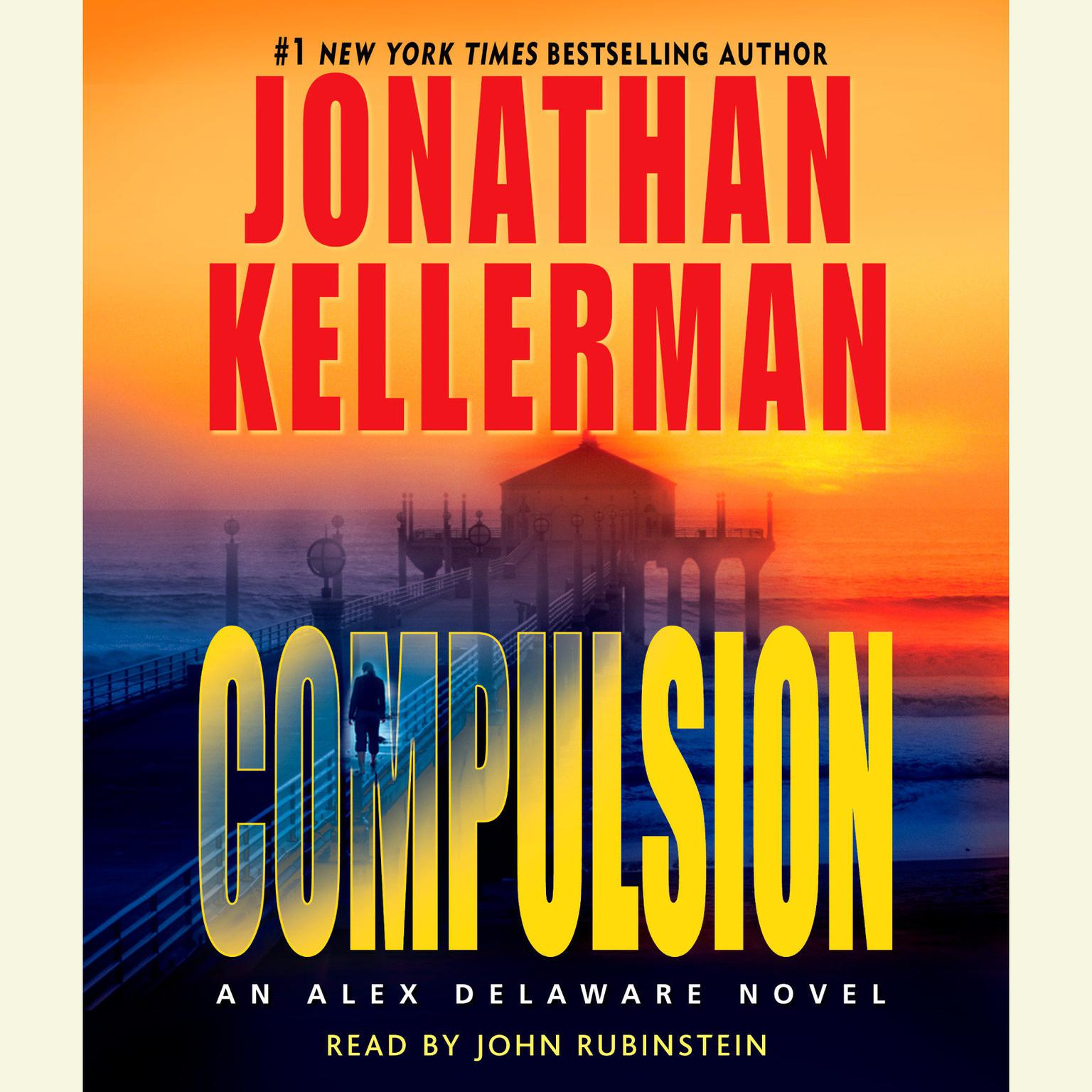 Printable Compulsion: An Alex Delaware Novel Audiobook Cover Art