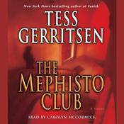 The Mephisto Club: A Rizzoli & Isles Novel, by Tess Gerritsen