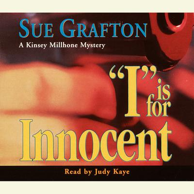 I Is For Innocent Audiobook, by