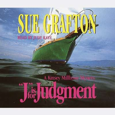 J Is For Judgment Audiobook, by Sue Grafton