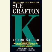 K Is for Killer, by Sue Grafton