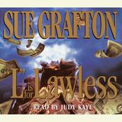 L Is For Lawless Audiobook, by Sue Grafton