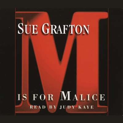 M Is For Malice Audiobook, by