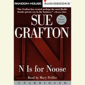 N Is For Noose, by Sue Grafton