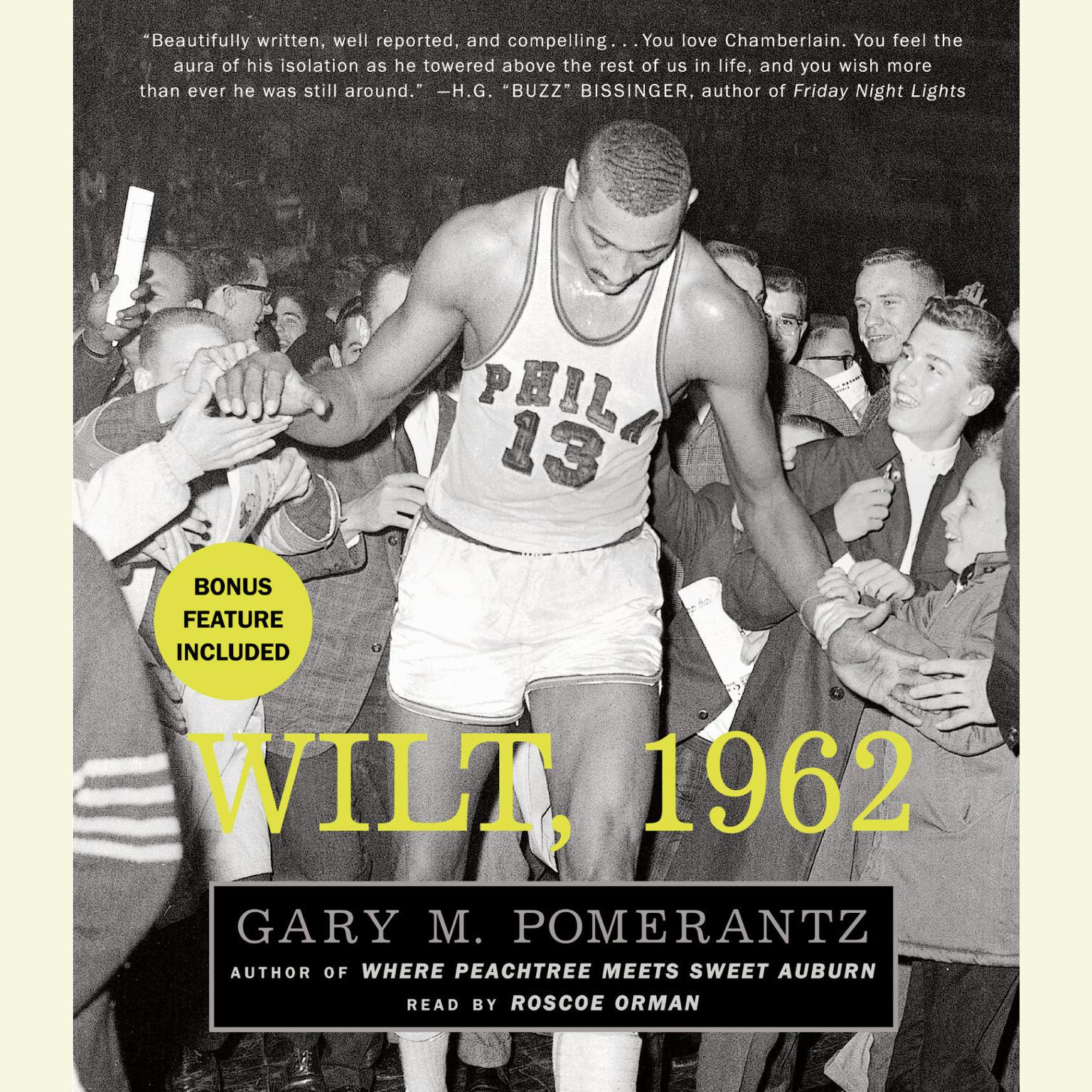 Printable Wilt, 1962: The Night of 100 Points and the Dawn of a New Era Audiobook Cover Art