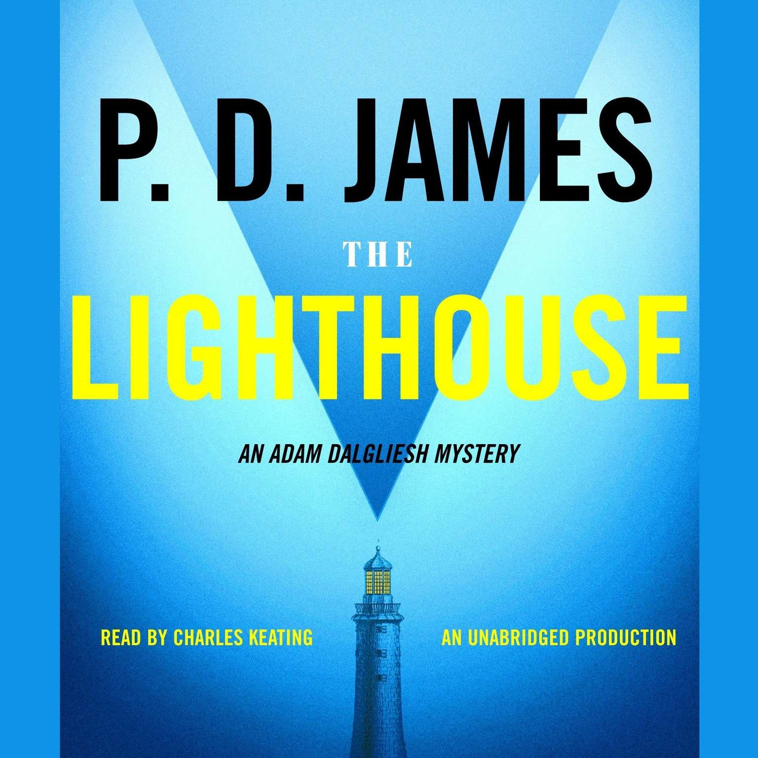 Printable The Lighthouse: An Adam Dalgliesh Mystery Audiobook Cover Art