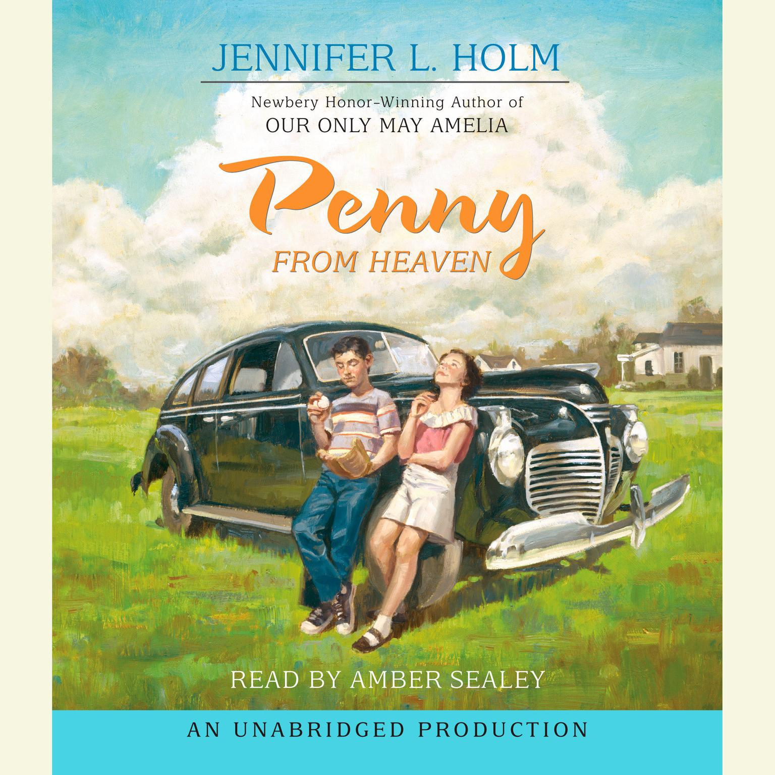 Printable Penny From Heaven Audiobook Cover Art