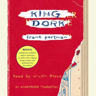 King Dork Audiobook, by Frank Portman