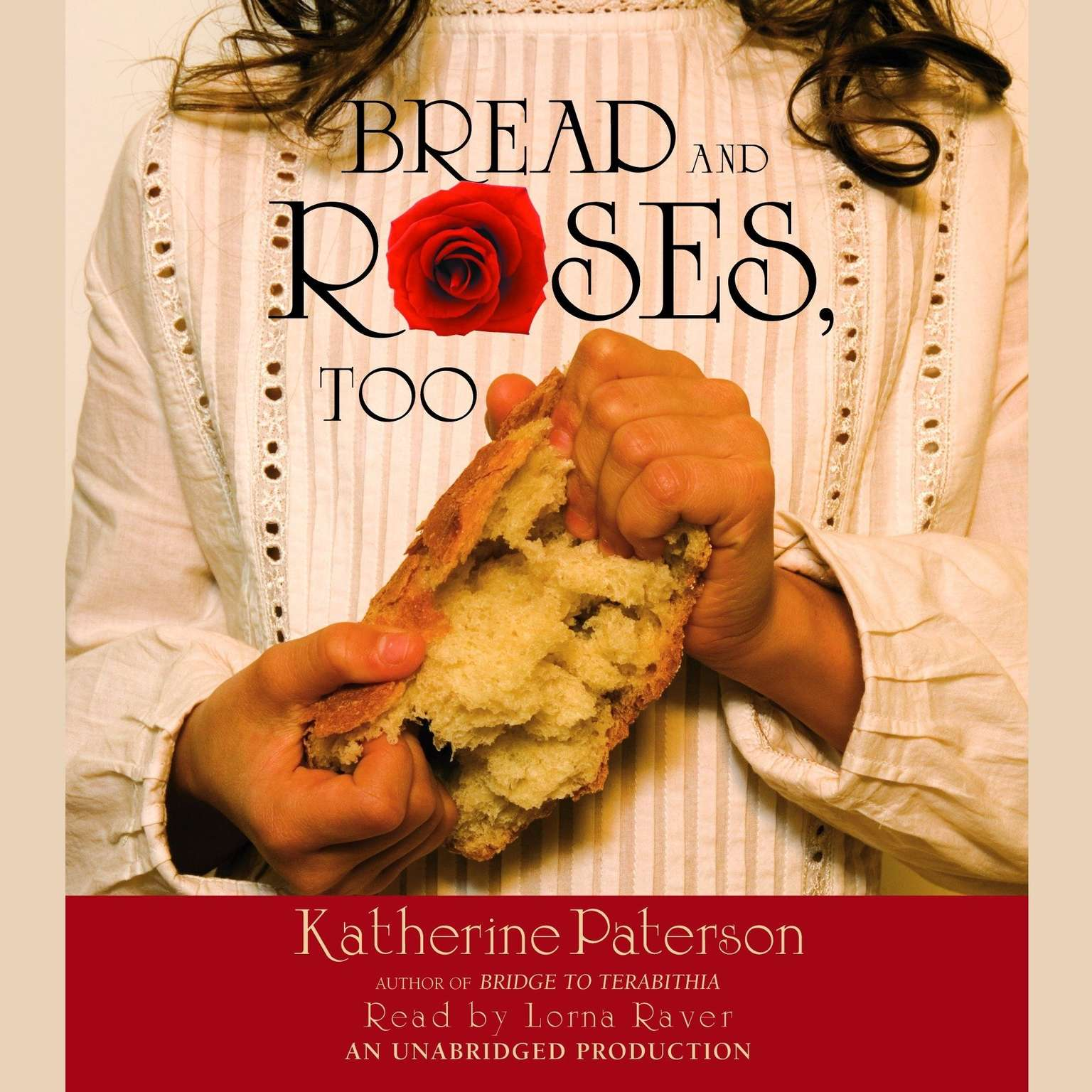 Printable Bread and Roses, Too Audiobook Cover Art