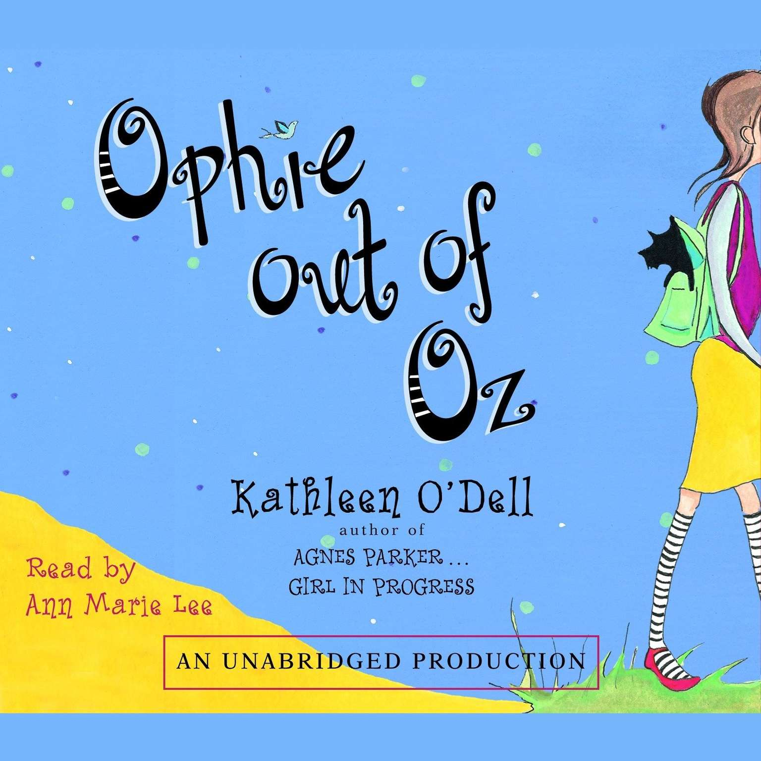 Printable Ophie Out of Oz Audiobook Cover Art