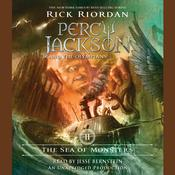 The Sea of Monsters, by Rick Riordan