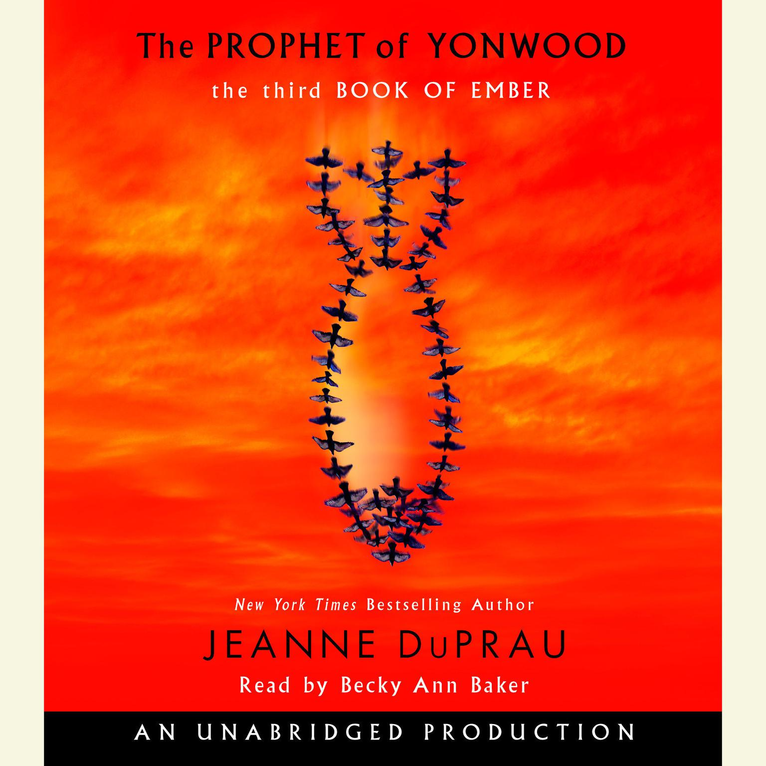 Printable The Prophet of Yonwood: The Third Book of Ember Audiobook Cover Art