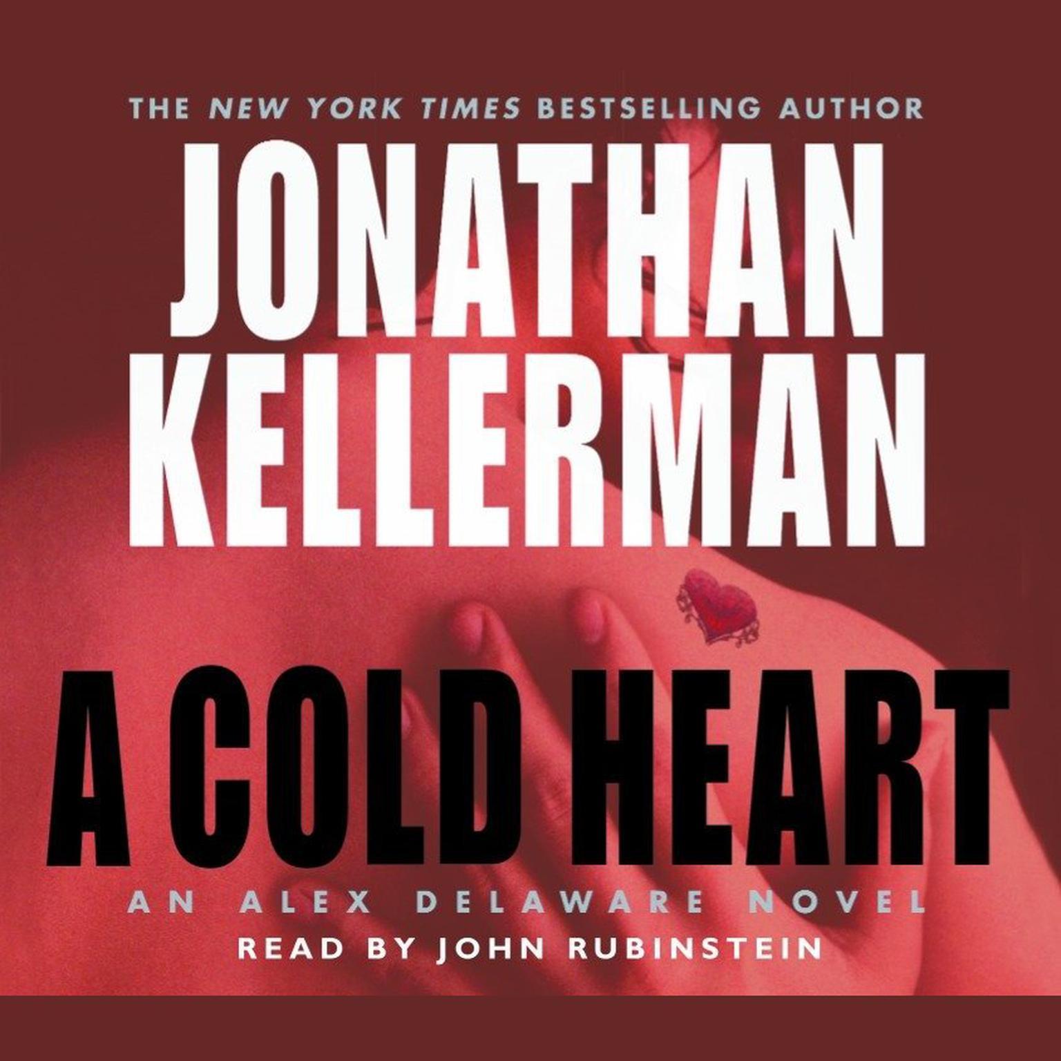 Printable A Cold Heart: An Alex Delaware Novel Audiobook Cover Art
