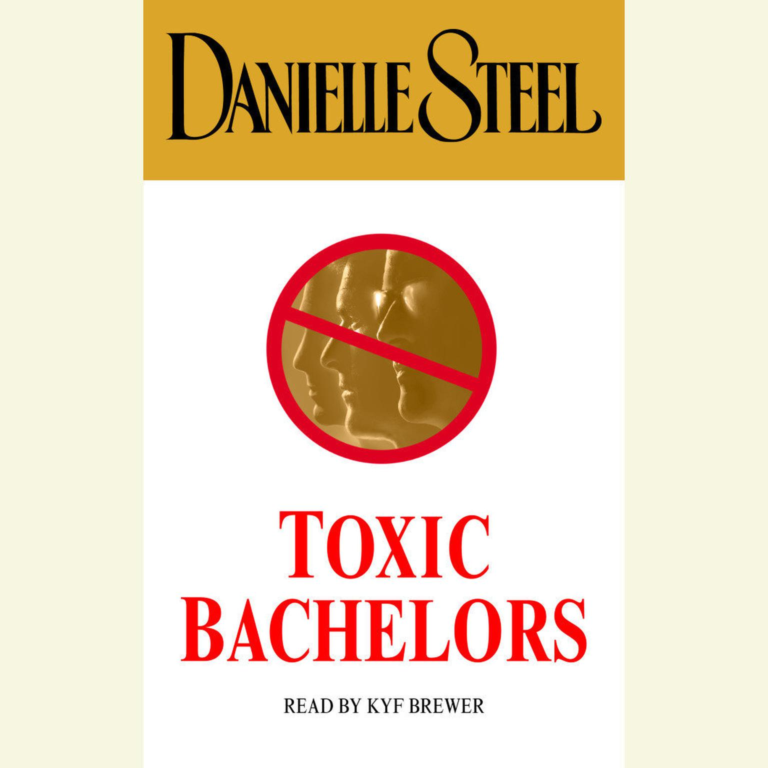 Printable Toxic Bachelors Audiobook Cover Art
