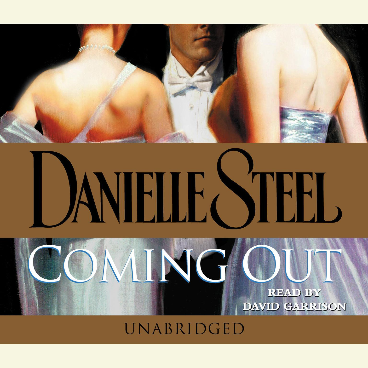 Printable Coming Out Audiobook Cover Art