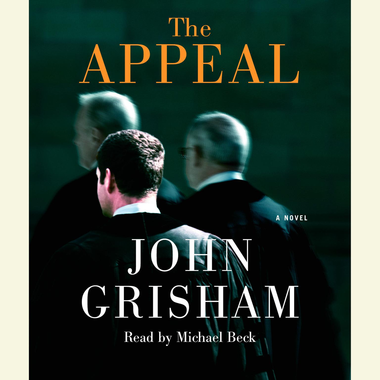 Printable The Appeal: A Novel Audiobook Cover Art