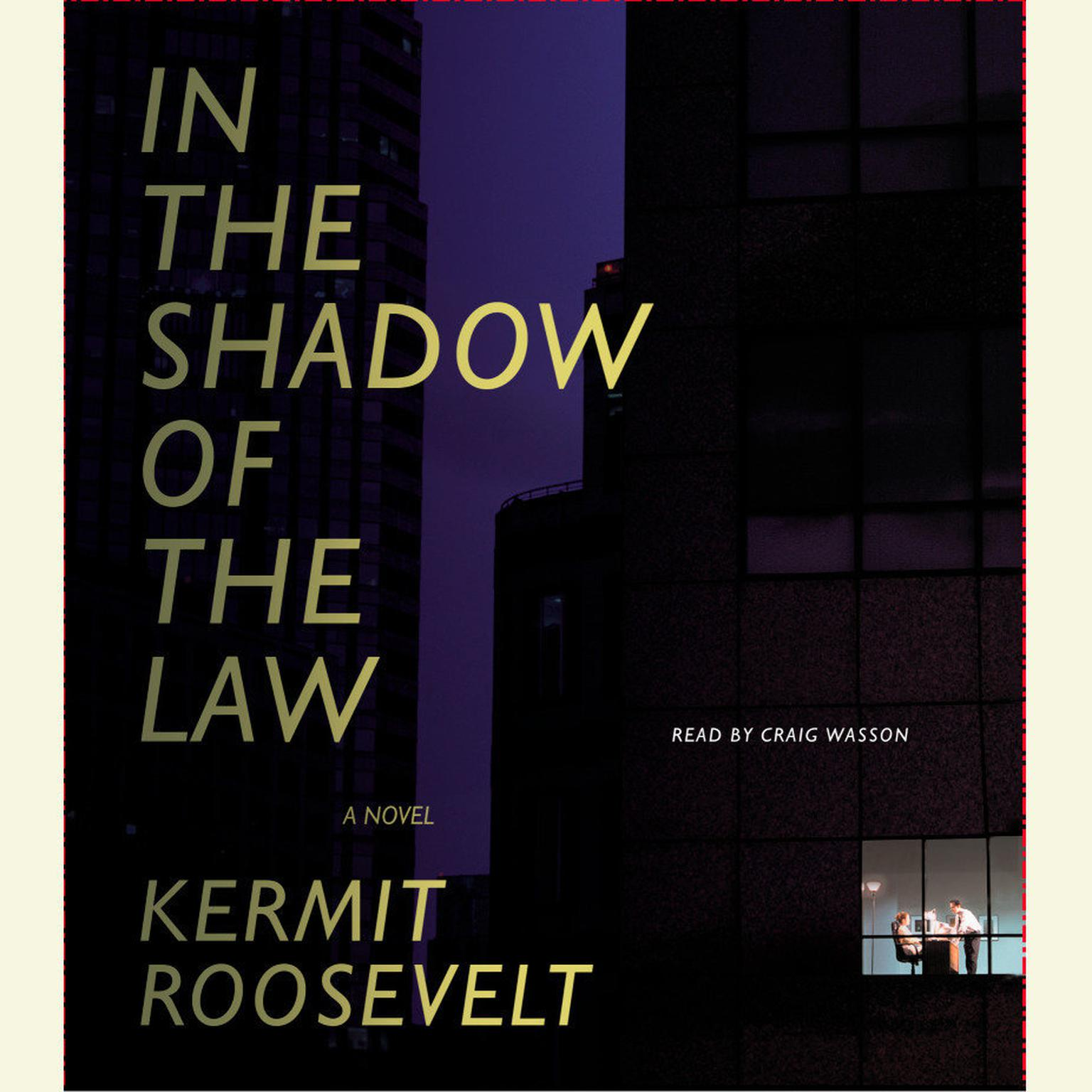 Printable In the Shadow of the Law Audiobook Cover Art