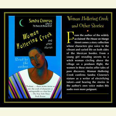 Loose Woman and Woman Hollering Creek Audiobook, by Sandra Cisneros