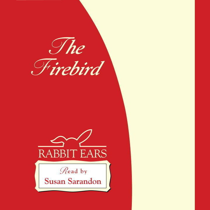 Printable The Firebird Audiobook Cover Art