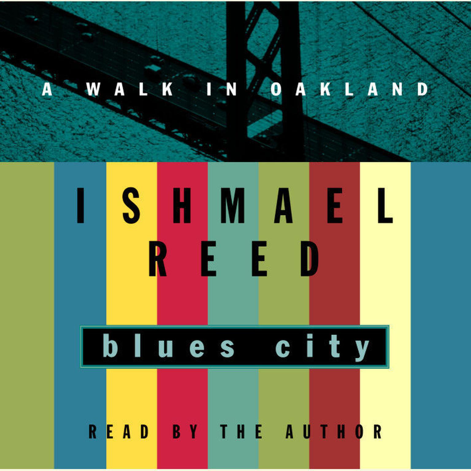 Printable Blues City: A Walk in Oakland Audiobook Cover Art