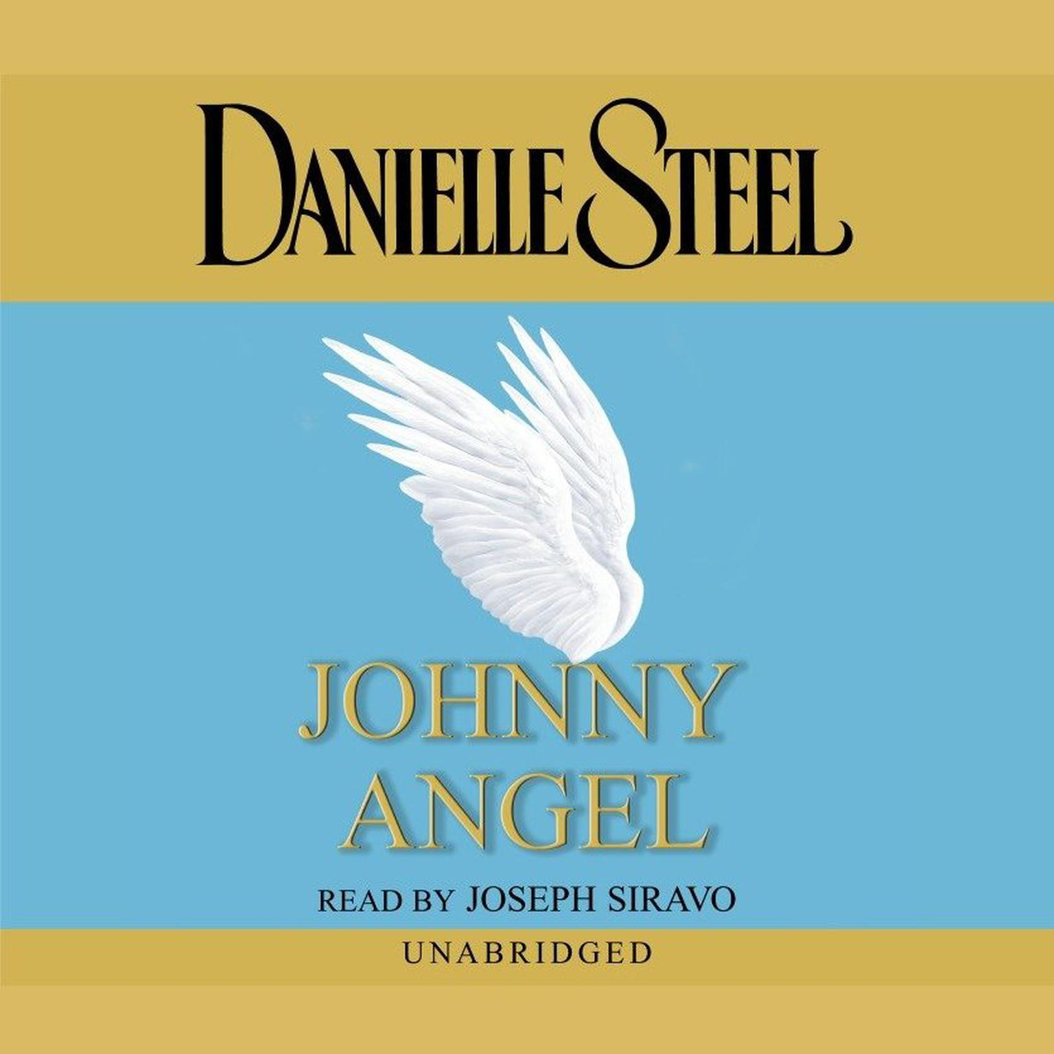 Printable Johnny Angel Audiobook Cover Art