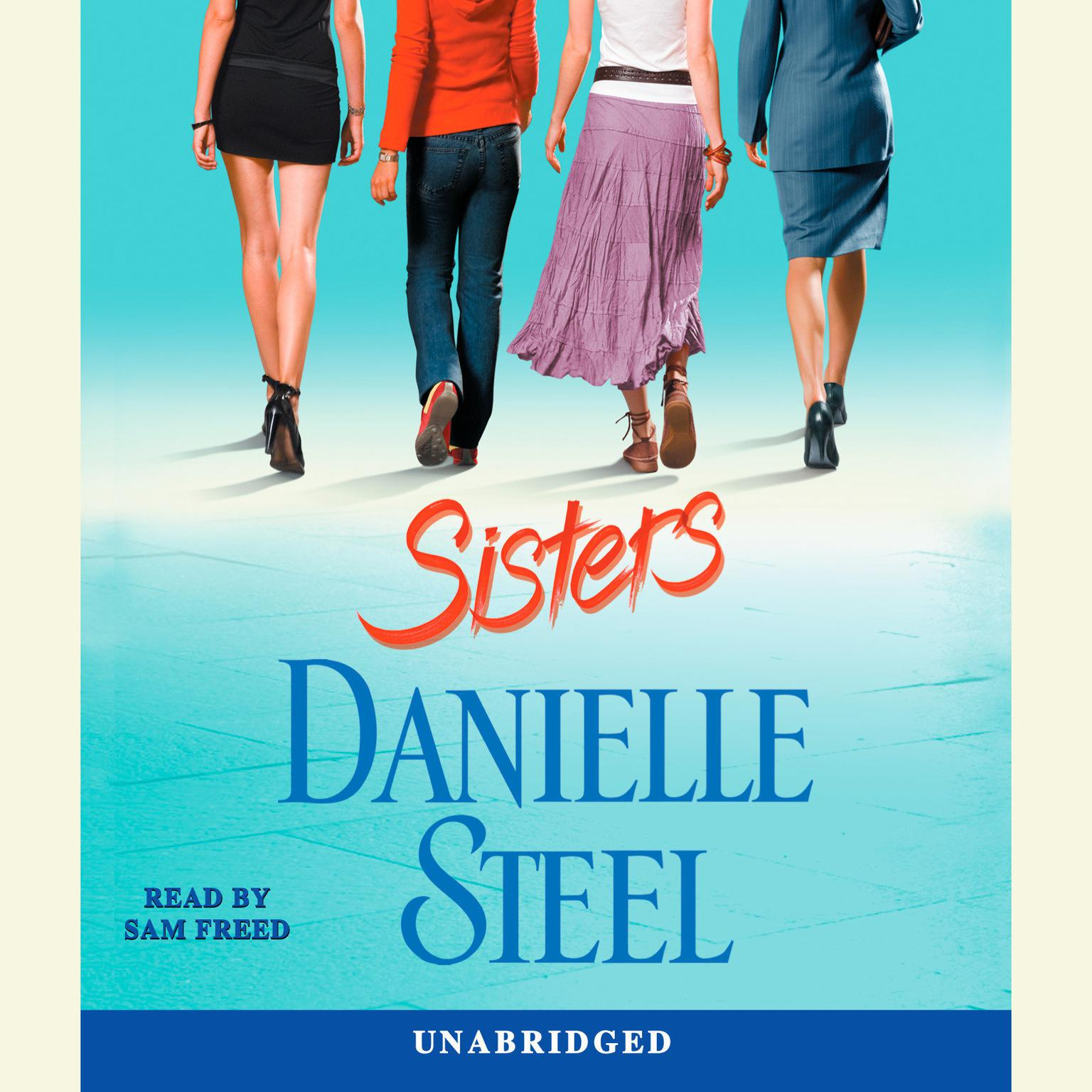 Printable Sisters Audiobook Cover Art