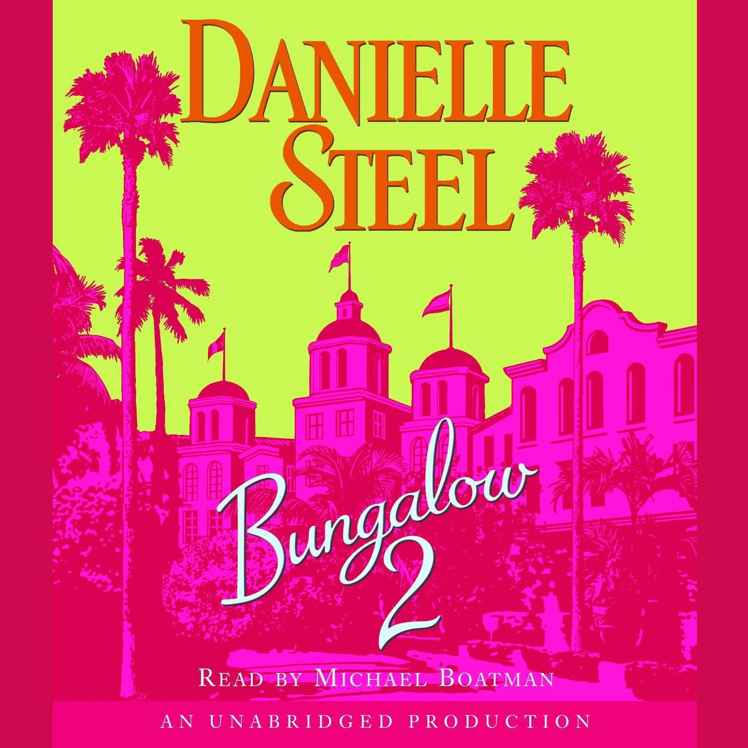 Printable Bungalow 2 Audiobook Cover Art
