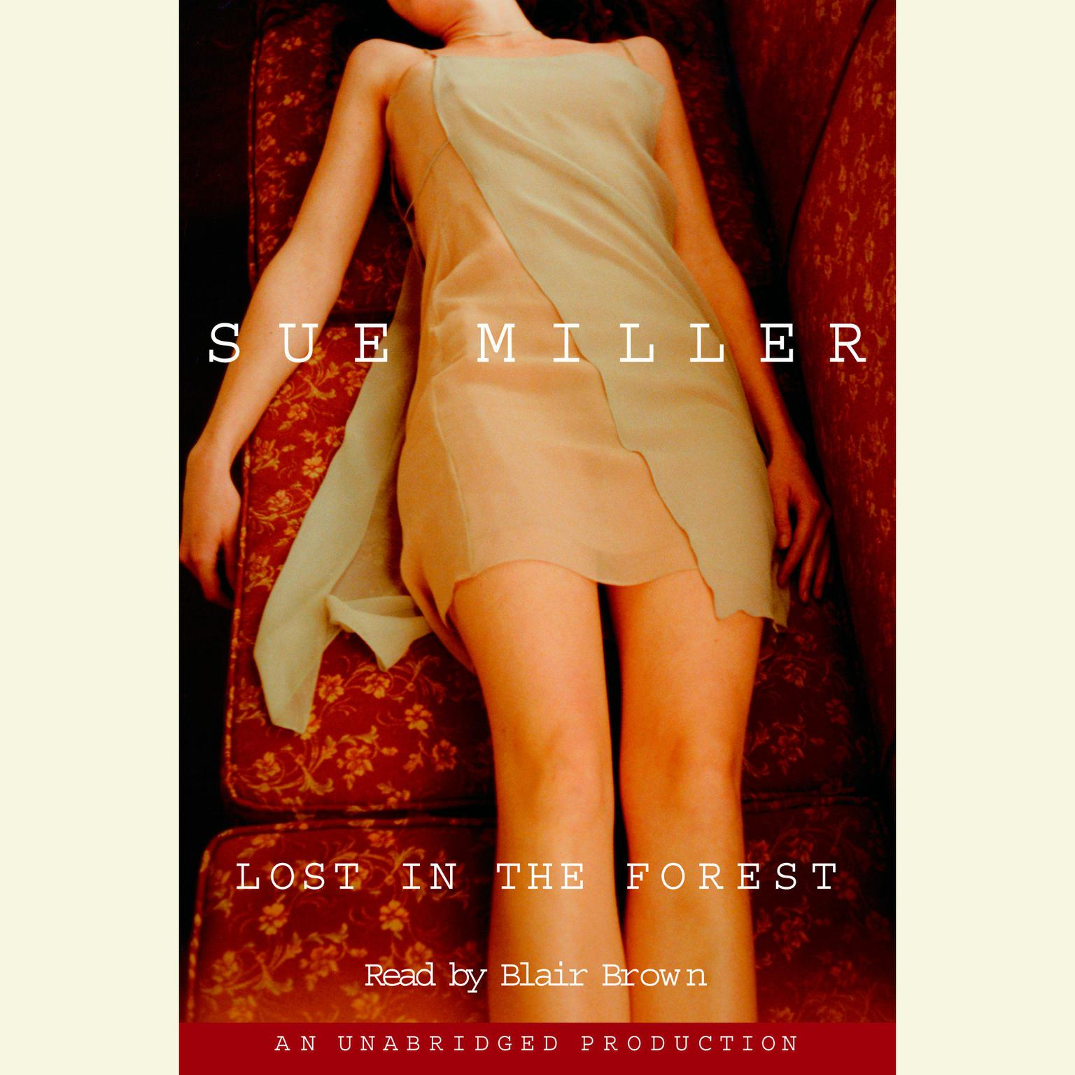 Printable Lost in the Forest Audiobook Cover Art