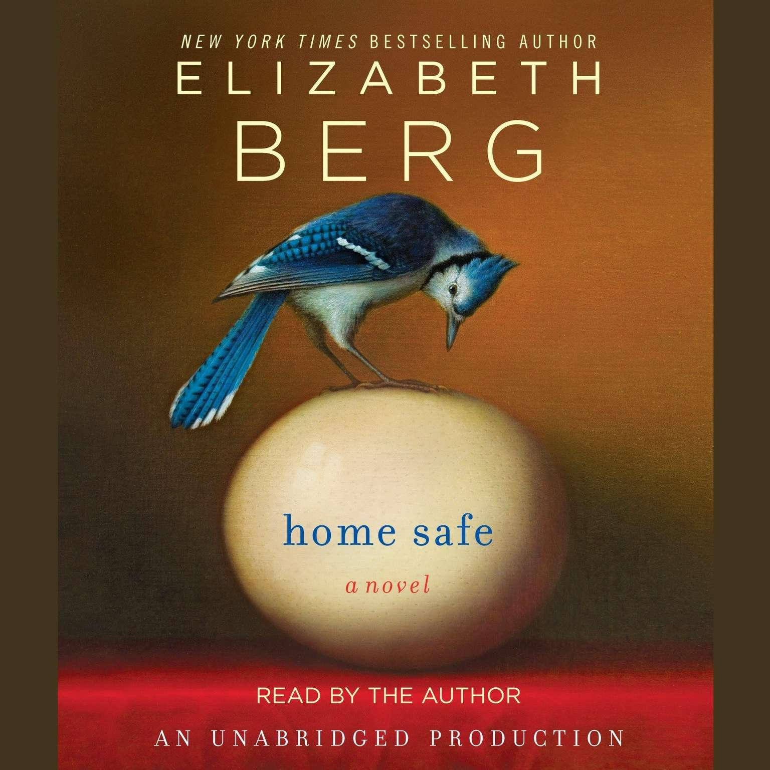 Printable Home Safe: A Novel Audiobook Cover Art