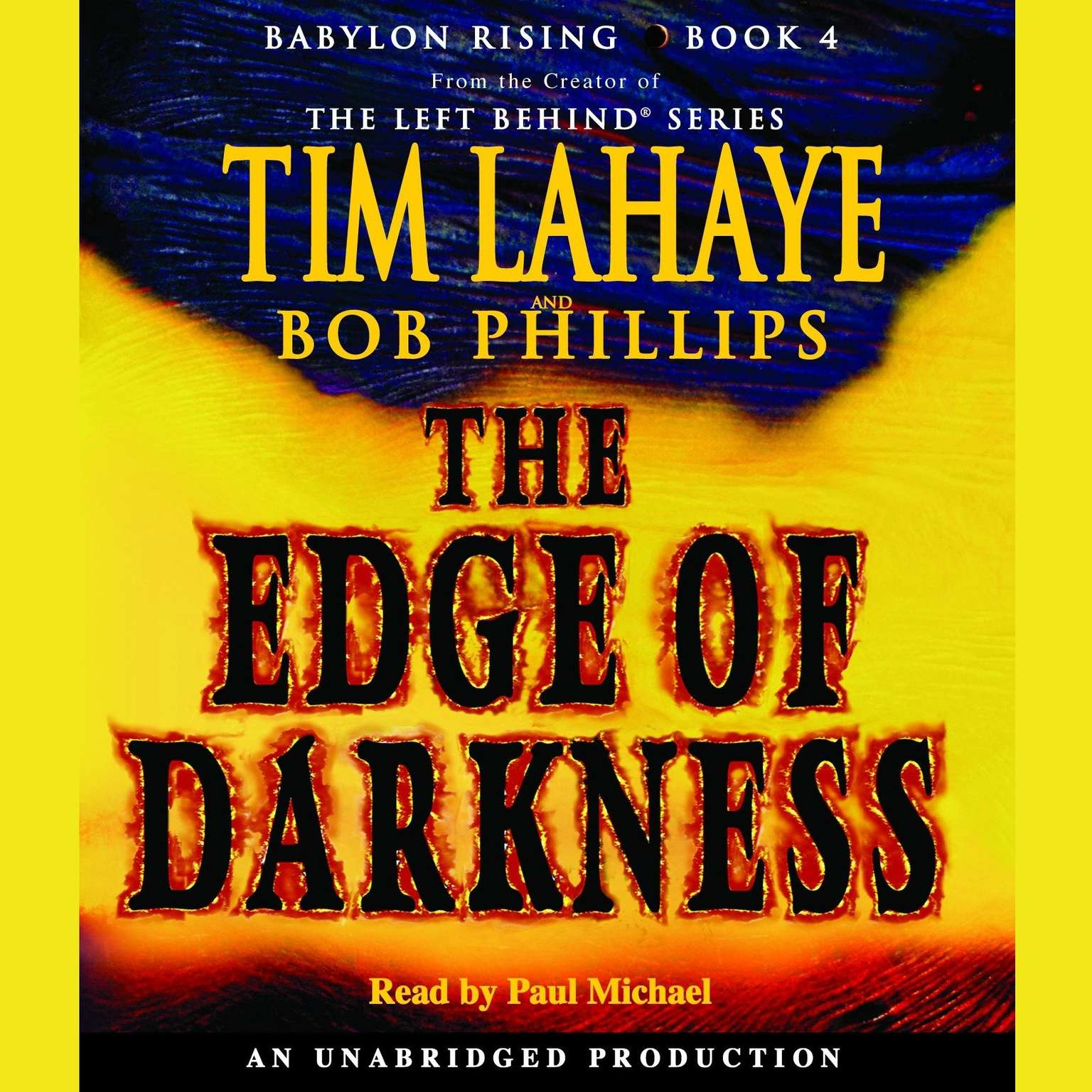Printable The Edge of Darkness Audiobook Cover Art