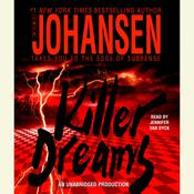 Killer Dreams Audiobook, by Iris Johansen