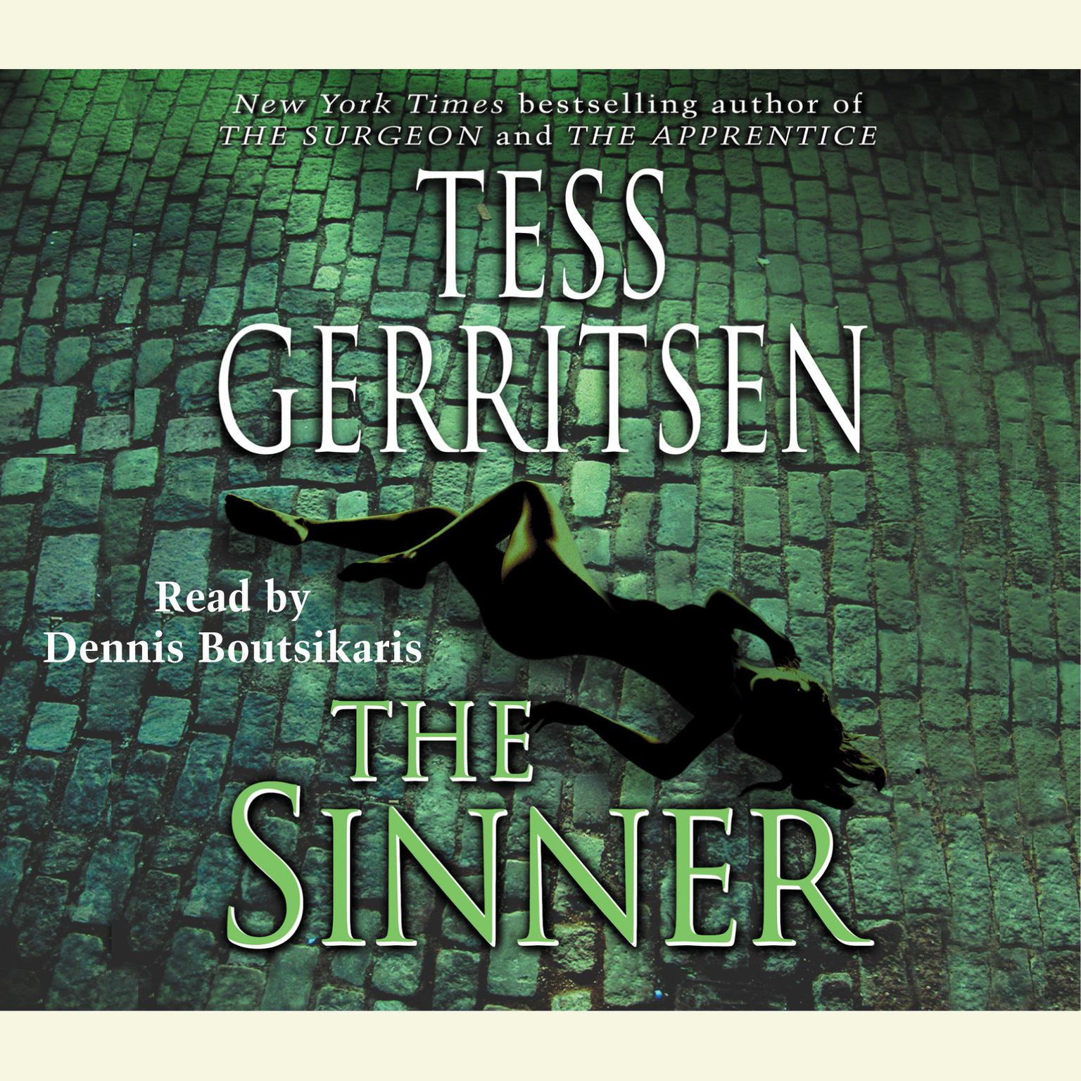 Printable The Sinner: A Rizzoli & Isles Novel Audiobook Cover Art