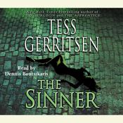 The Sinner, by Tess Gerritsen