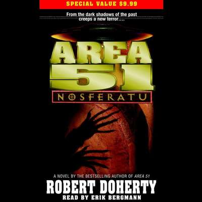 Area 51: Nosferatu Audiobook, by Robert Doherty