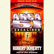 Area 51: Excalibur Audiobook, by Robert Doherty