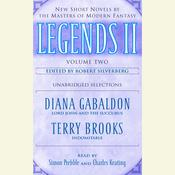 Legends II, Vol. 2: New Short Novels by the Masters of Modern Fantasy Audiobook, by Robert Silverberg