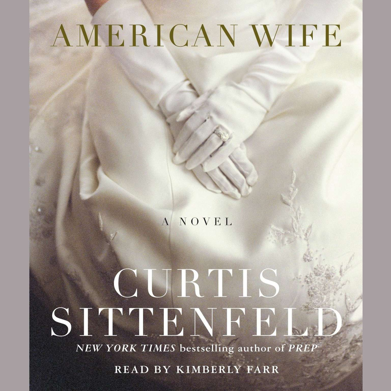 Printable American Wife: A Novel Audiobook Cover Art